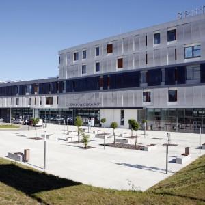 Białostocki Park Naukowo-Technologiczny w Białymstoku – tutaj odbyło się spotkanie dla architektów Studio Dobrych Rozwiązań.