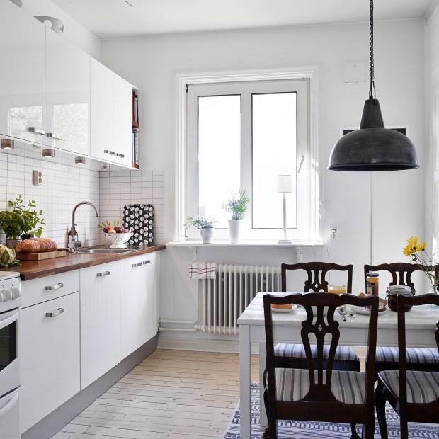 Przepis na ładne i przytulne wnętrze. Zobacz to mieszkanie!