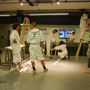 """Hasło tegorocznej edycji Łódź Design Festival brzmi """"Brave New World"""", dzięki niemu mamy możliwość przybliżyć się do poznania, dlaczego projektowanie jest tak ważne dla otaczającego nas świata. Fot. Marta Ustymowicz."""