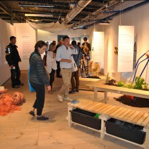 Tegoroczny festiwal designu w Łodzi skupił ponad 90 różnych wystaw od projektów znanych designerów, jak i prac młodych artystów, studentów architektury i wzornictwa. Fot. Piotr Sawczuk.