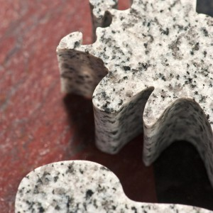 Kamień naturalny – realizacja MSG Granit. Fot. WKB.