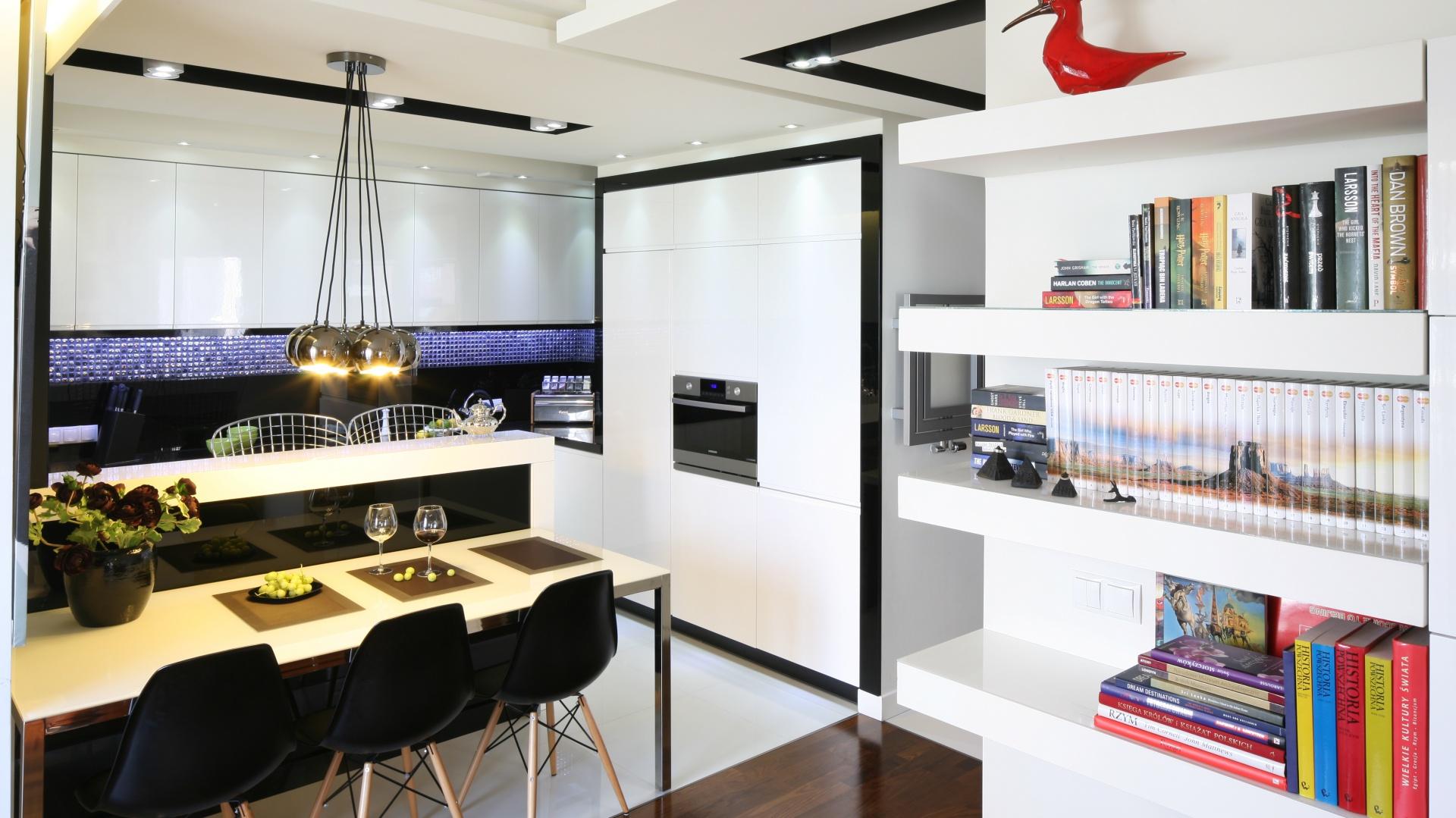 Otwarta Kuchnia Jak Oddzielić Ją Od Salonu I Jadalni