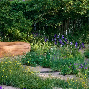 Proj. Adam Frost. Fot. RHS Chelsea Flower Show.