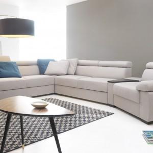 Modułowy narożnik Zoom z oferty mebli wypoczynkowych marki Etap Sofa. Fot. Etap Sofa.