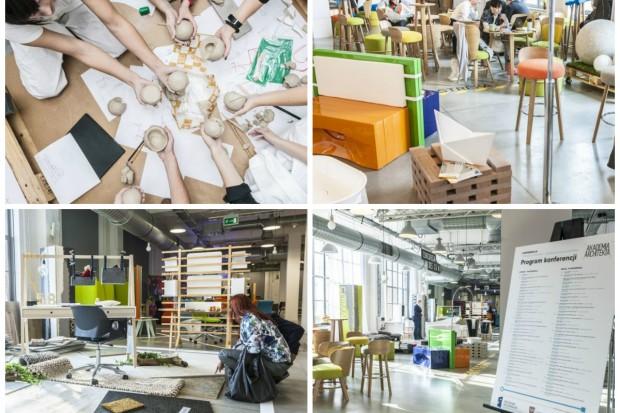 """Ponad 112 godzin wykładów i zajęć, 21 doświadczonych wykładowców, 9 salwarsztatowych, 68 wykładów – tak wyglądała w liczbach konferencja """"Odkreacji do realizacji – obiektywnie o pracy architekta"""", któraodbywała się w dniach 7-8"""