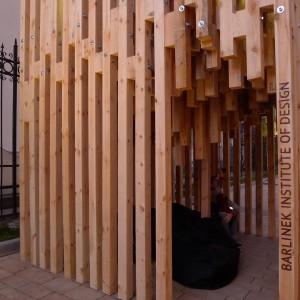 Instalacja Przemo Łukasik dla Barlinka.