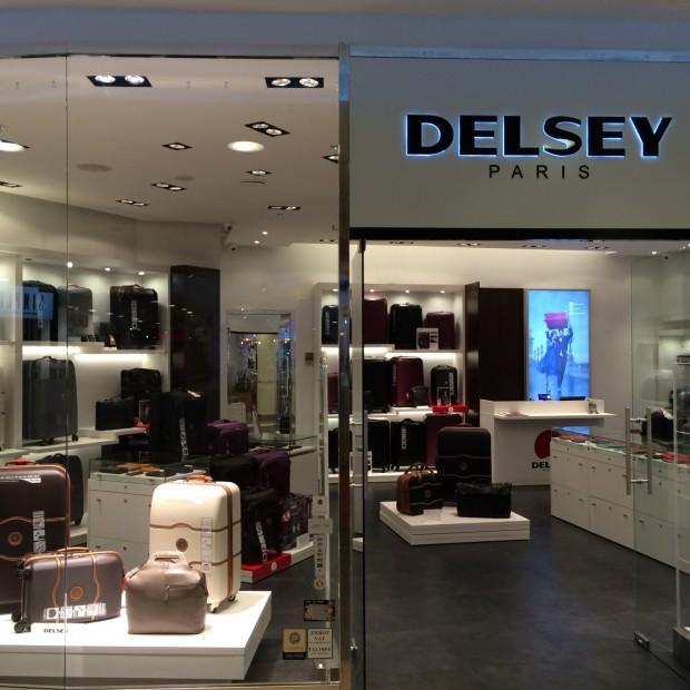Francuski Butik Delsey Paris w warszawskim Klifie