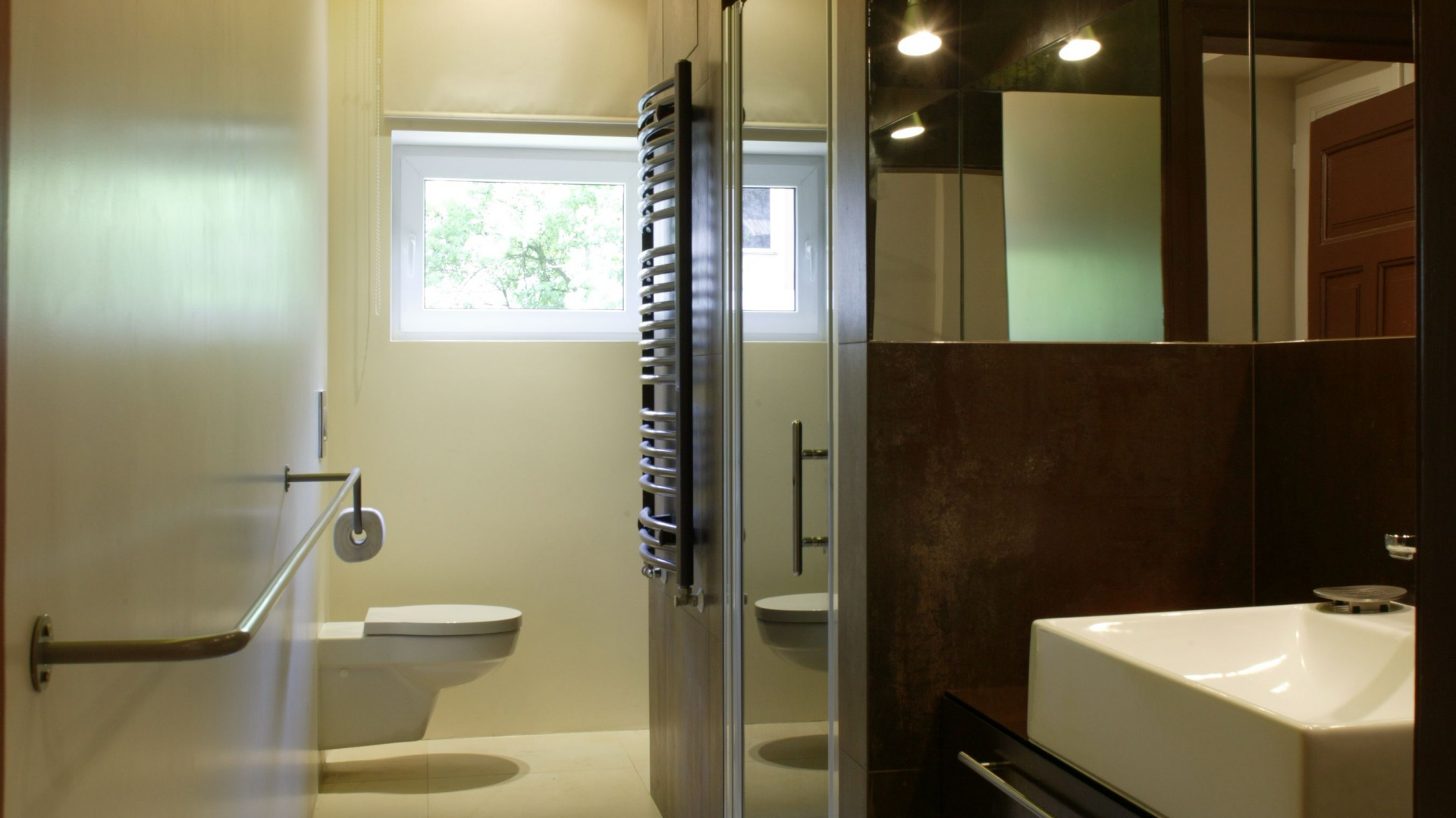 To bardzo wąskie i długie... | Nieustawna łazienka – tak ...