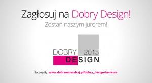 Zaczynamy głosowanie dla konsumentów w konkursie Dobry Design 2015. Wybierz najlepszy zgłoszony produkt i zdobądź jeden z 50 gadżetów kuchennych marki Brabantia.