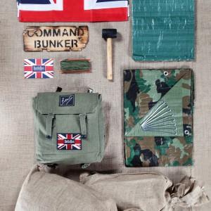 Każdy z plecaczków zawiera inny zestaw akcesoriów pobudzających wyobraźnię do kreatywnej zabawy. Fot. Battle Box.