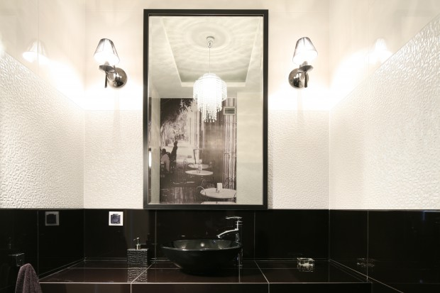 Oświetlenie łazienki: pomysły architektów