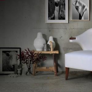 Nowoczesny fotel Nanook marki brabbu, inspirowany klasyką. Fot. Brabbu Design Forces.