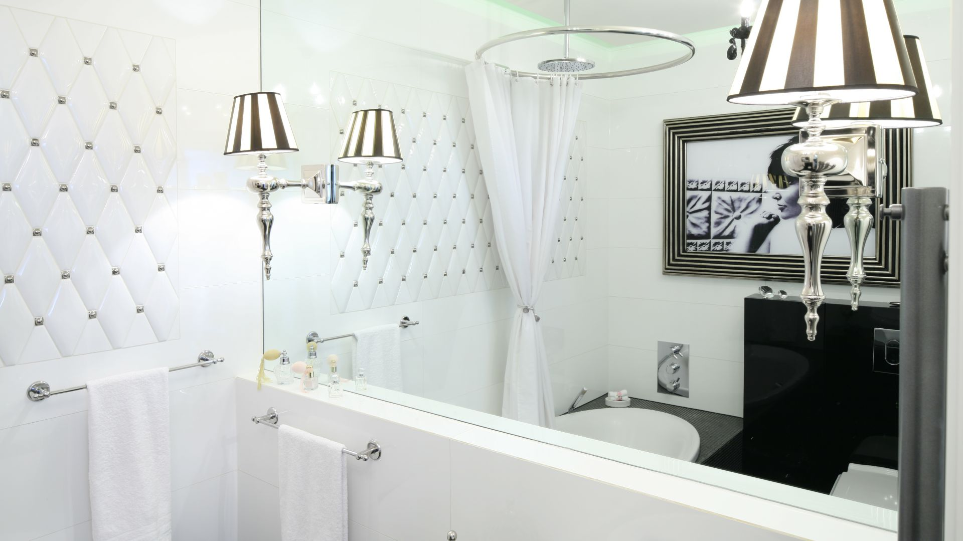 łazienka W Stylu Angielskim Zobacz Projekty Architektów