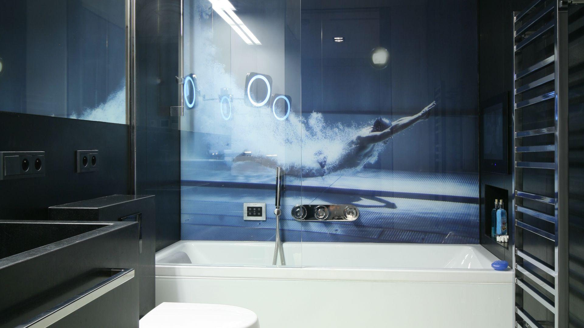 łazienka Z Morskim Motywem Wnętrza Z Polskich Domów
