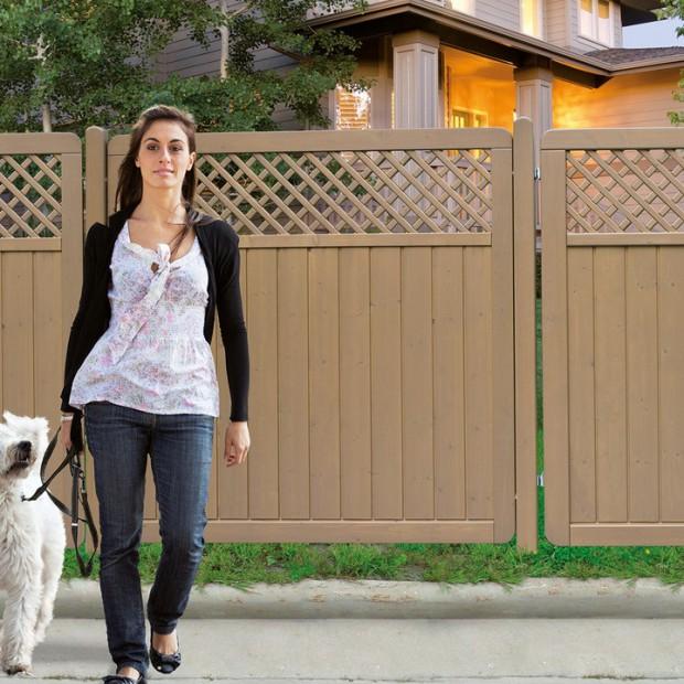 Otoczenie domu: ogrodzenia i bramy