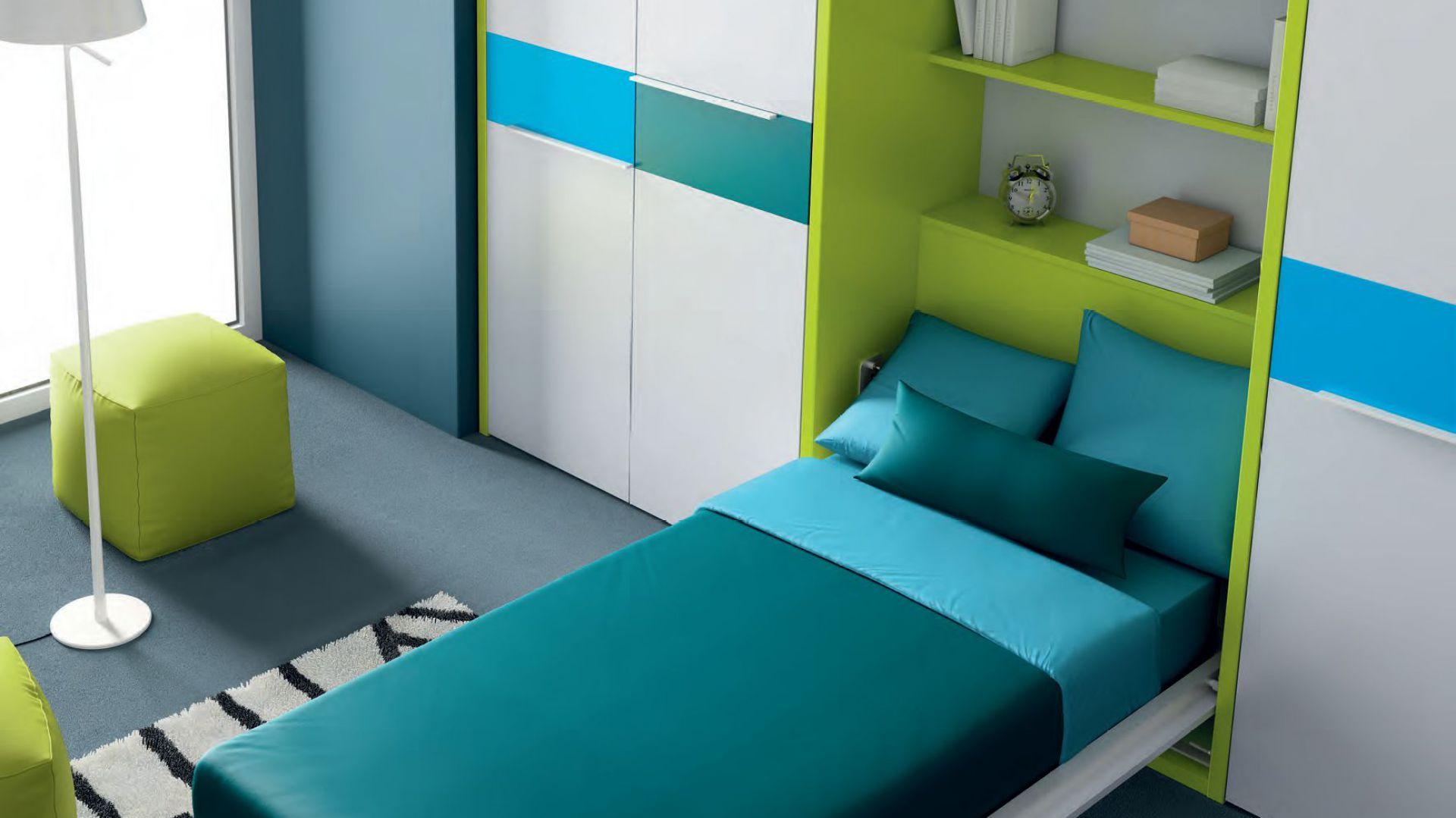 łóżko W Szafie Praktyczny Mebel Do Małego Pokoju