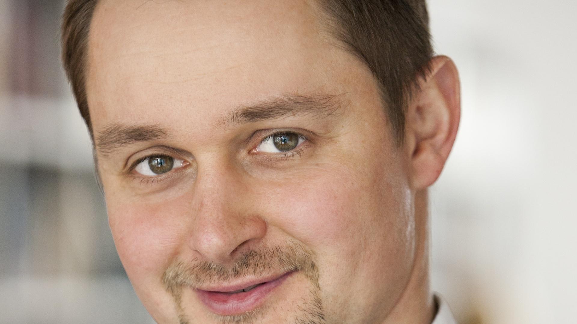 Zbigniew Czajewski, dyrektor  grupy w BuroHappold Engineering. Fot. Archiwum