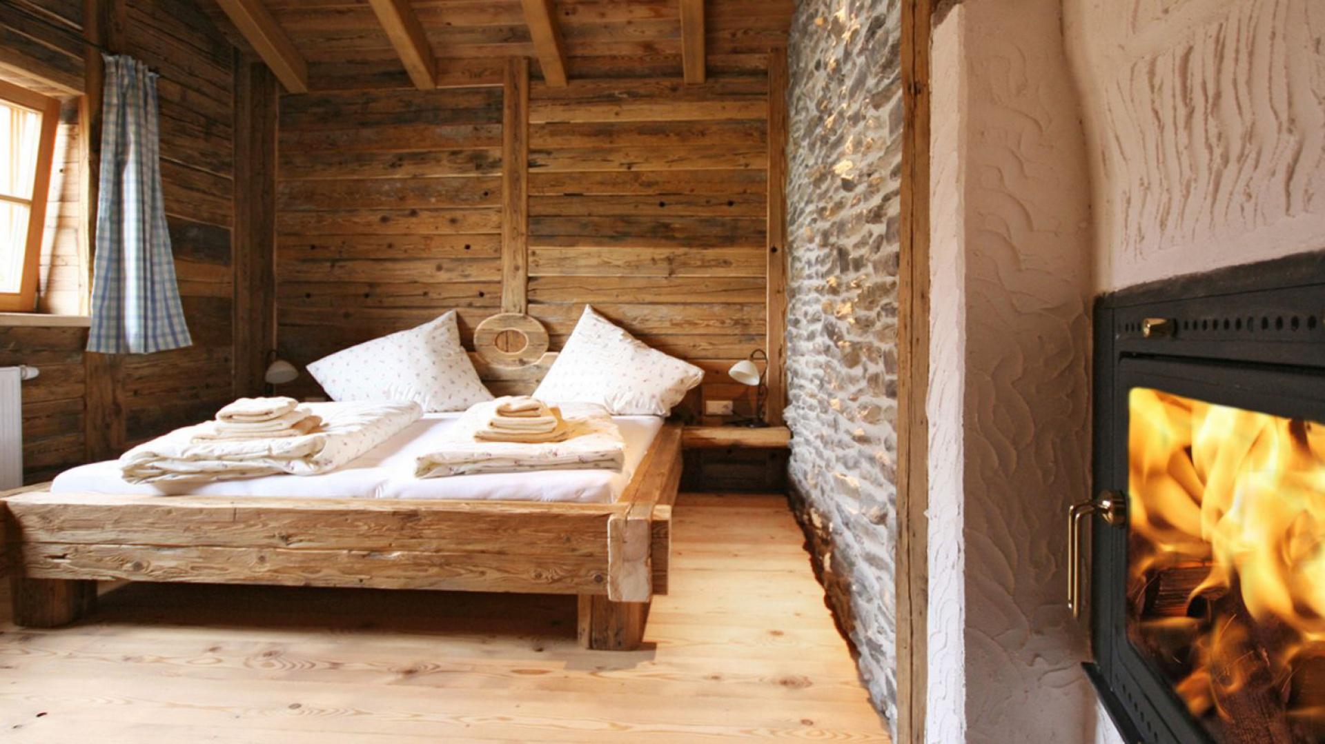 Sypialnia W Drewnie Pomysł Na Przytulne Wnętrze