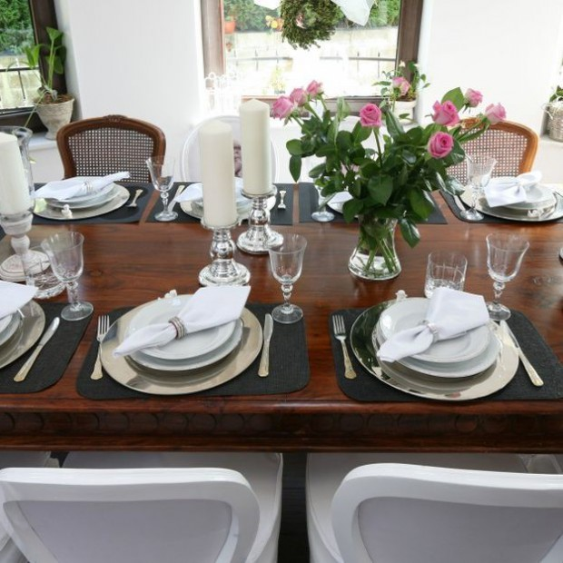 Piękny, odświętny stół. Inspiracje z polskich domów