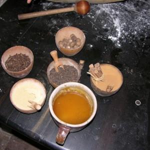 Aromatyczne składniki pierników. Przyprawę do pierników można skomponować samodzielnie. Fot. Radosław Kożuszek.