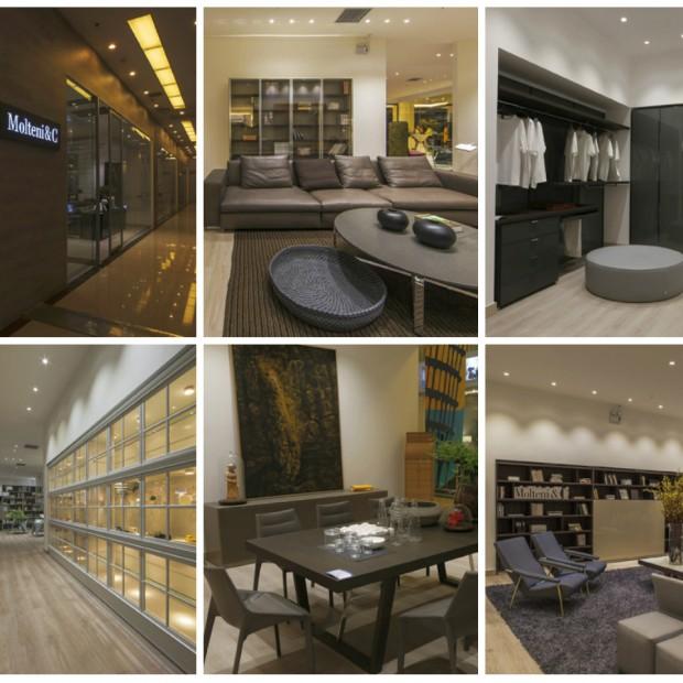 Ekskluzywny salon Molteni&C w Pekinie
