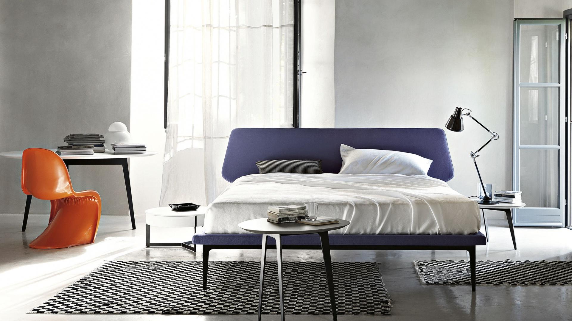 Meble Do Sypialni Kolorowe łóżka
