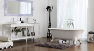 Jeżeli lubicie wanny na nóżkach, umywalki z postumentami i baterie z klasycznymi, porcelanowymi kurkami styl retro jest dla was. Taka łazienka będzie miała wyjątkowy charakter.