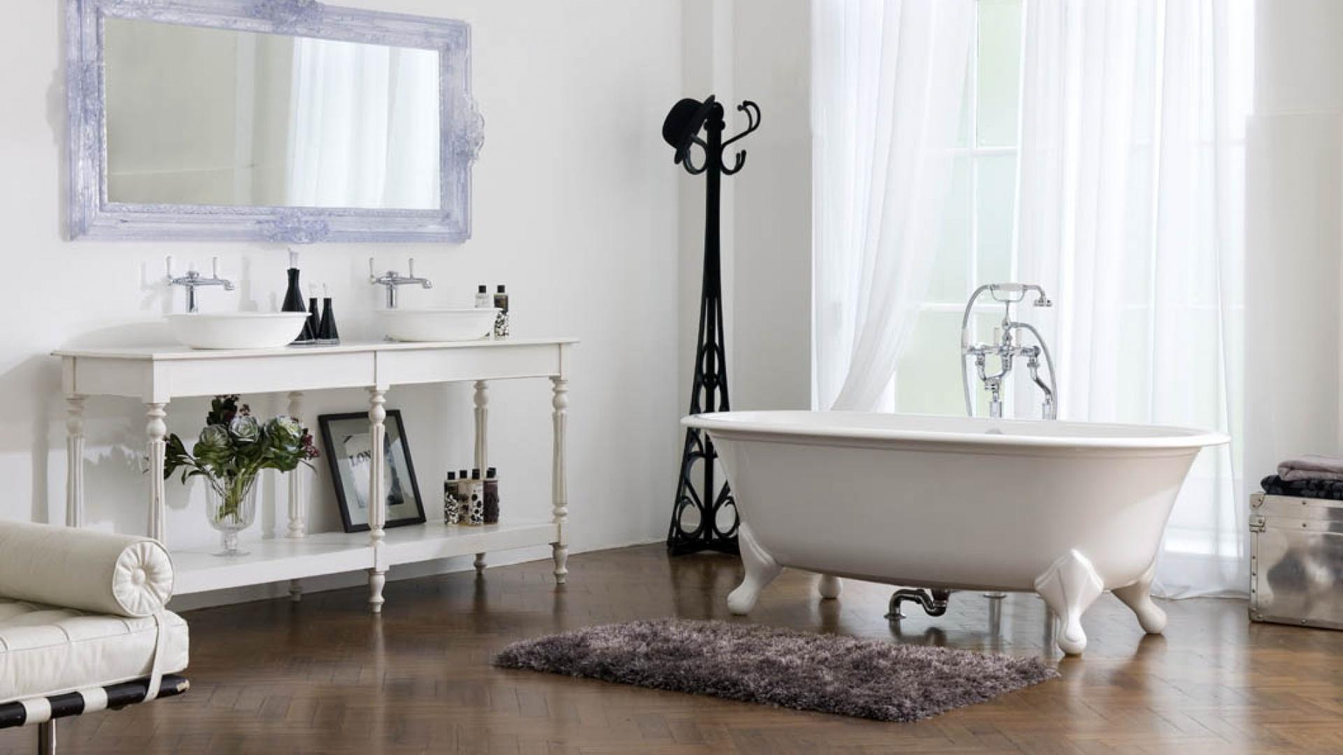łazienka W Stylu Retro 12 Pomysłów Na Aranżację