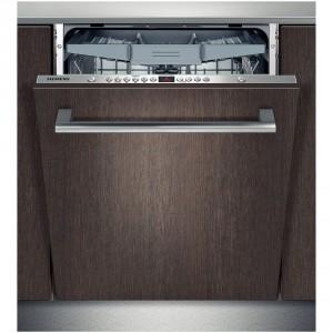Zmywarka pod zabudowę marki Siemens z sensorem załadunku pozwoli dobrać optymalną ilość wody i detergentu do załadowanych naczyń, co wpłynie na oszczędność pieniędzy i wyeliminuje problem uporczywych smug. Fot. Siemens.