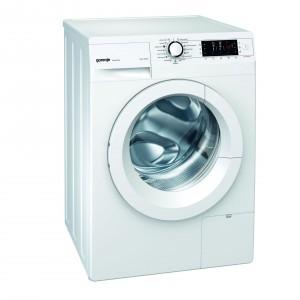 Pralka marki Gorenje ma aż 23 programów i umożliwia pranie w zimnej wodzie, dzięki czemu sprawdzi się w każdej sytuacji, a sterowanie elektroniczne ułatwi obsługę. Fot. Gorenje.