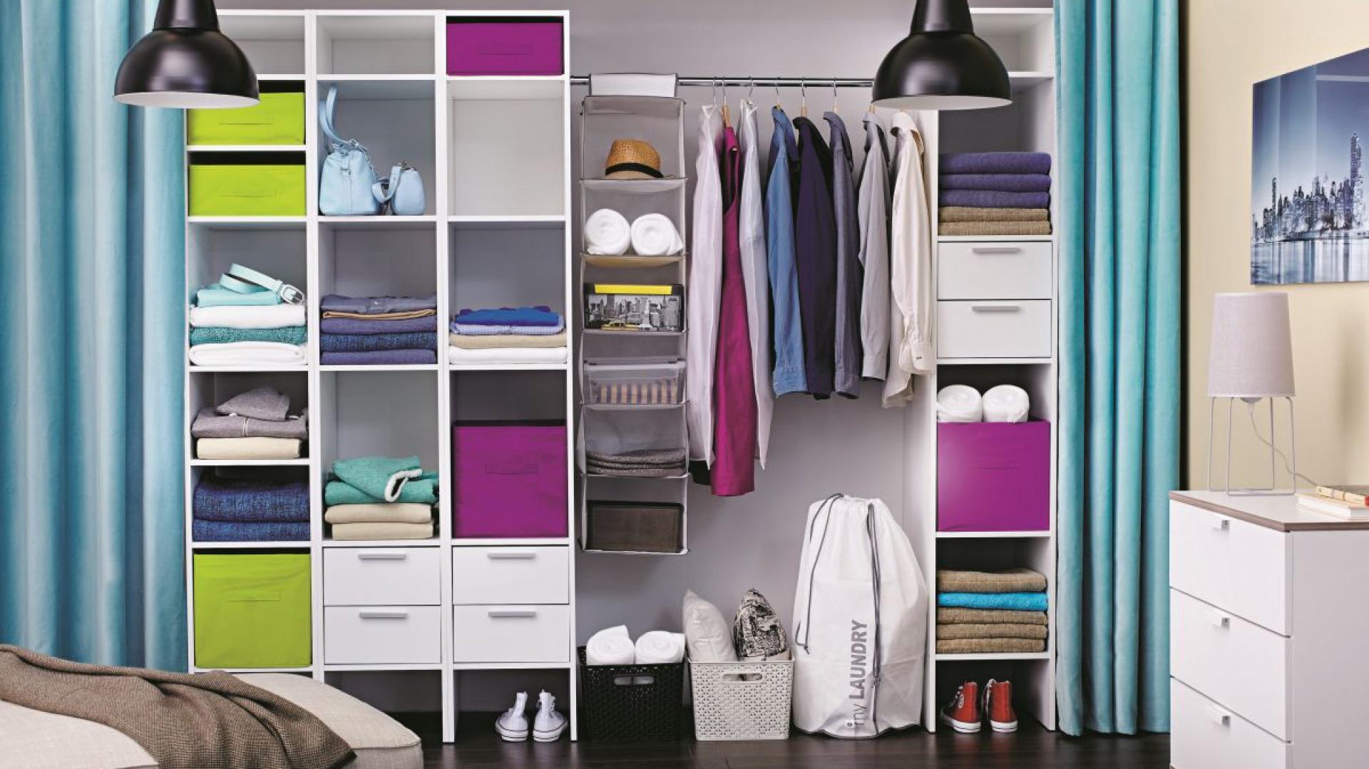 Garderoba W Sypialni Tak Możesz Ją Urządzić