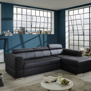 Black Red White Sofa Dwuosobowa Decorating Interior Of Your House