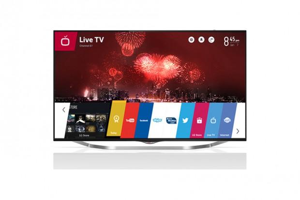 TV LG 55UB850V