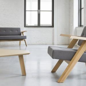 Nagrodę Dobry Design 2015 w kategorii Przestrzeń pokoju dziennego otrzymała Kolekcja mebli Clapp marki Noti.
