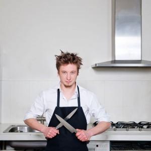W zdrowym gotowaniu najważniejszy jest dobry surowiec. Żadna metoda obróbki nie doda przecież witamin czy składników mineralnych. Fot. Archiwum Grzegorza Łapanowskiego.