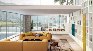 Każdy z nas ma w domu mniejszy lub większy zbiór książek. Odpowiednio wyeksponowane grzbiety mogą zachęcić do czytania, ale też w elegancki sposób ozdobić wnętrze.