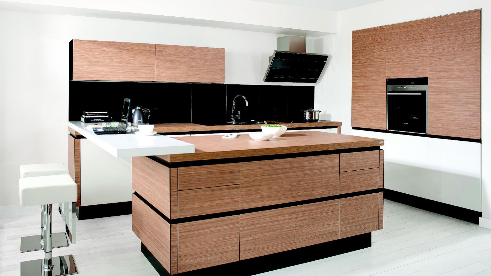 Kuchnia W Drewnie 15 Propozycji Producentów Mebli
