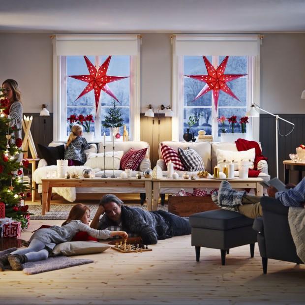 Świąteczne ozdoby. Dużo pomysłów na dekoracje choinki