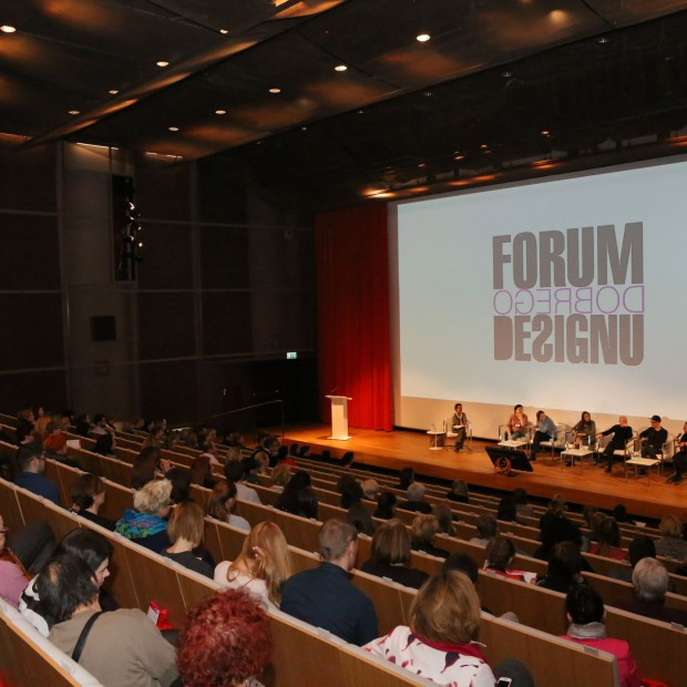 Najnowsze trendy we wzornictwie – relacja z debaty na Forum Dobrego Designu