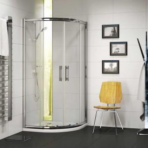 Cena: 1.580 zł. Geo 6 Easy firmy Koło. Masywne aluminiowe profile, 6-milimetrowe bezpieczne szkło powłoką Reflex. Fot. Koło.