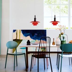 Wygląd lampy opiera się na oryginalnych rysunkach Poula Henningsena, założyciela marki Louis Poulsen, z końca 1920 oraz początku 1930 roku. Fot. Louis Poulsen.