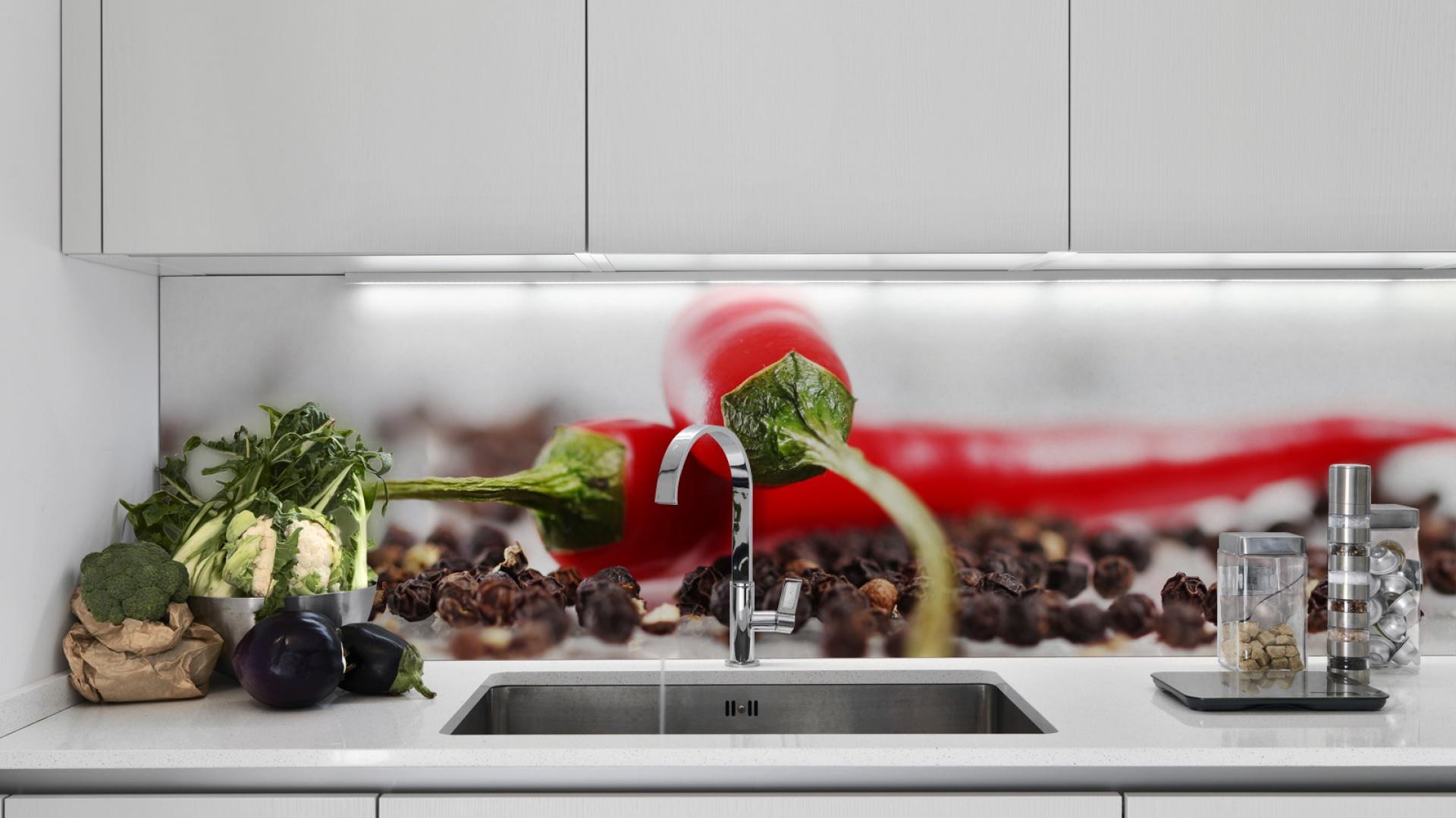 15 Pomysłów Na ściany W Kuchni Tapety I Fototapety