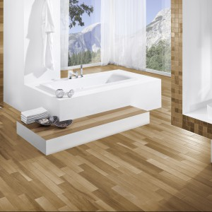Drewnopodobne płytki z kolekcji Noce marki My Way by Paradyż Group zapewnią wnętrzu przytulny charakter,niczym prawdziwe drewno. Polecane na ściany i podłogi. Fot. Paradyż Group.