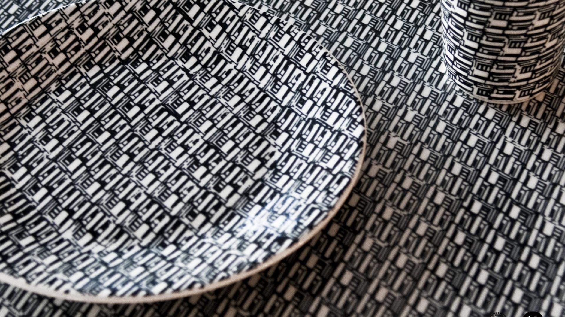 Nowe wzory by Oskar Zięta to udane połączenie tradycyjnego rzemiosła z nowoczesną technologią.