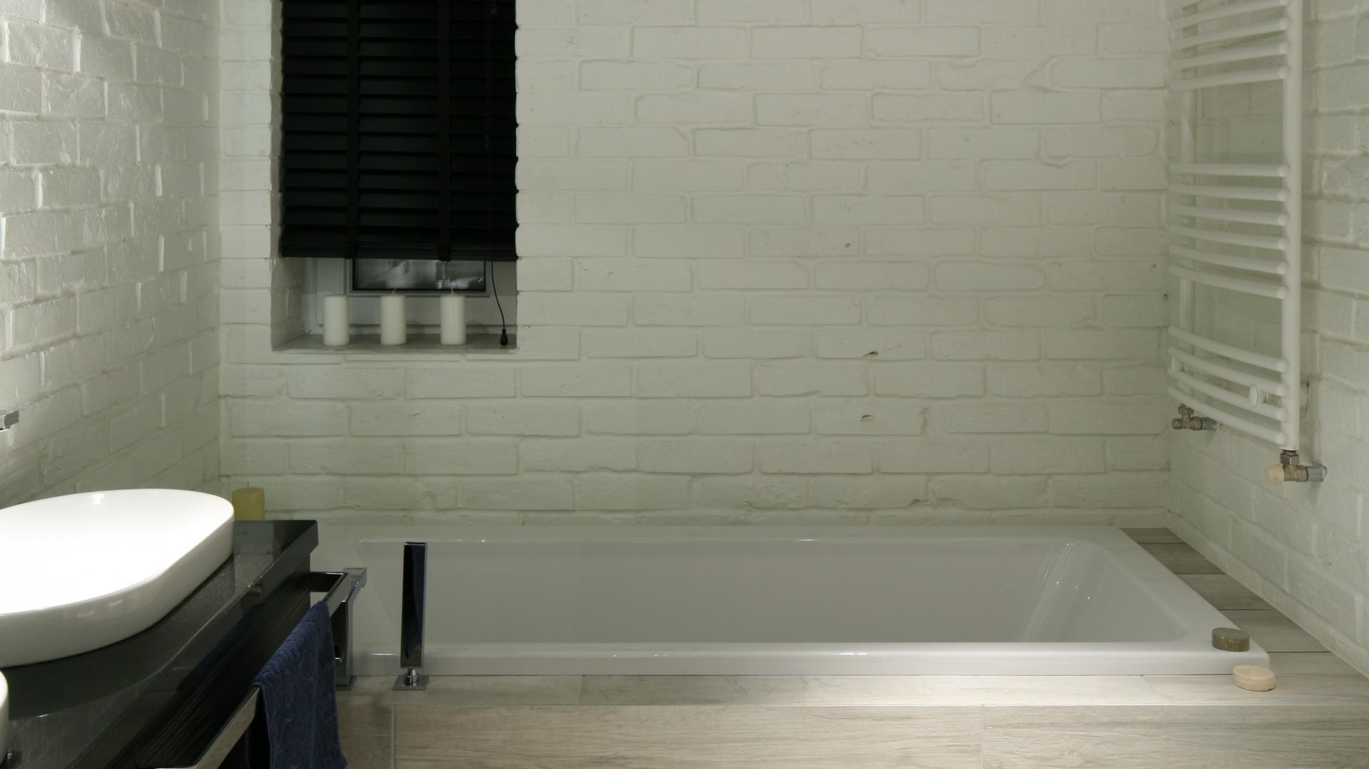 łazienka W Stylu Loft Wnętrza W Modnych Szarościach