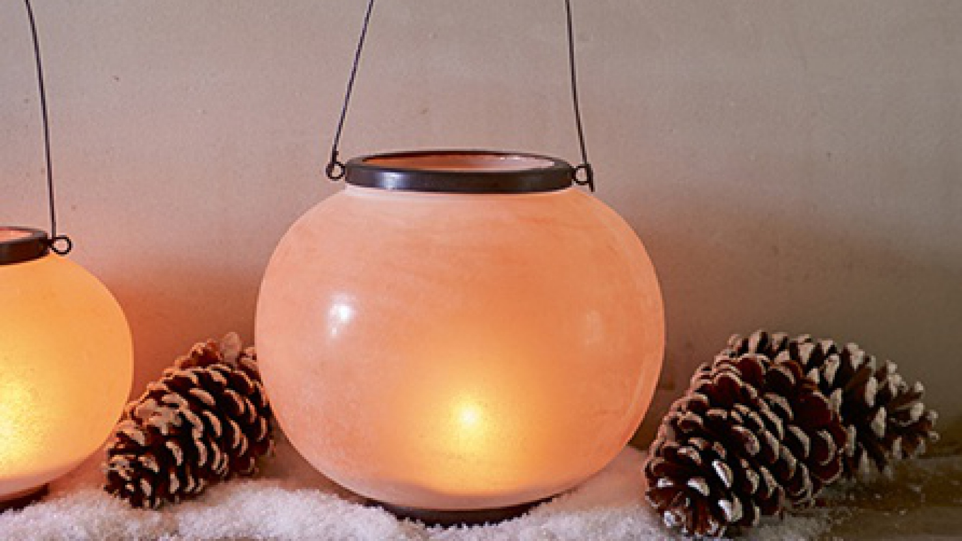 Lampion z oferty HOUSE&more. Fot. Archiwum.