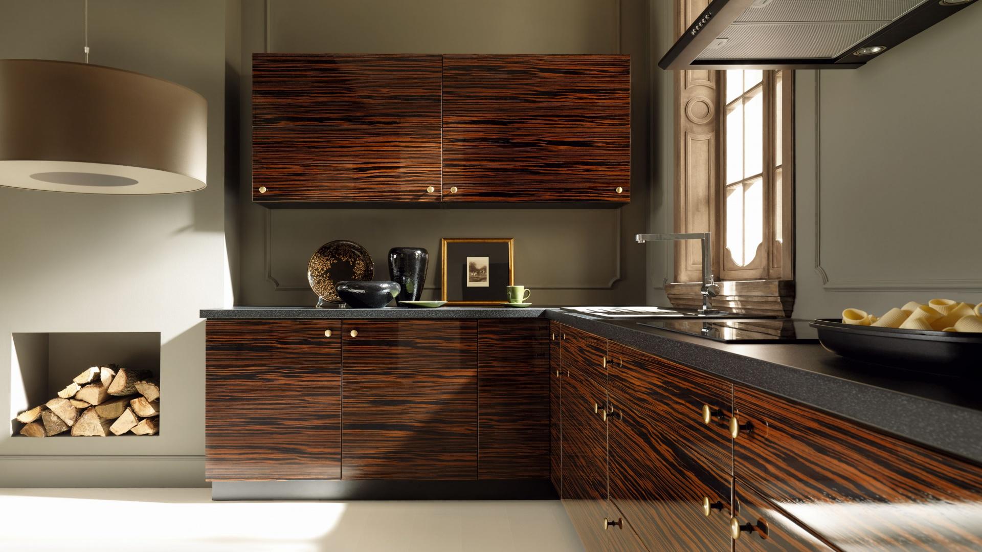 Ciepla Kuchnia W Kolorze Drewna Propozycje Producentow