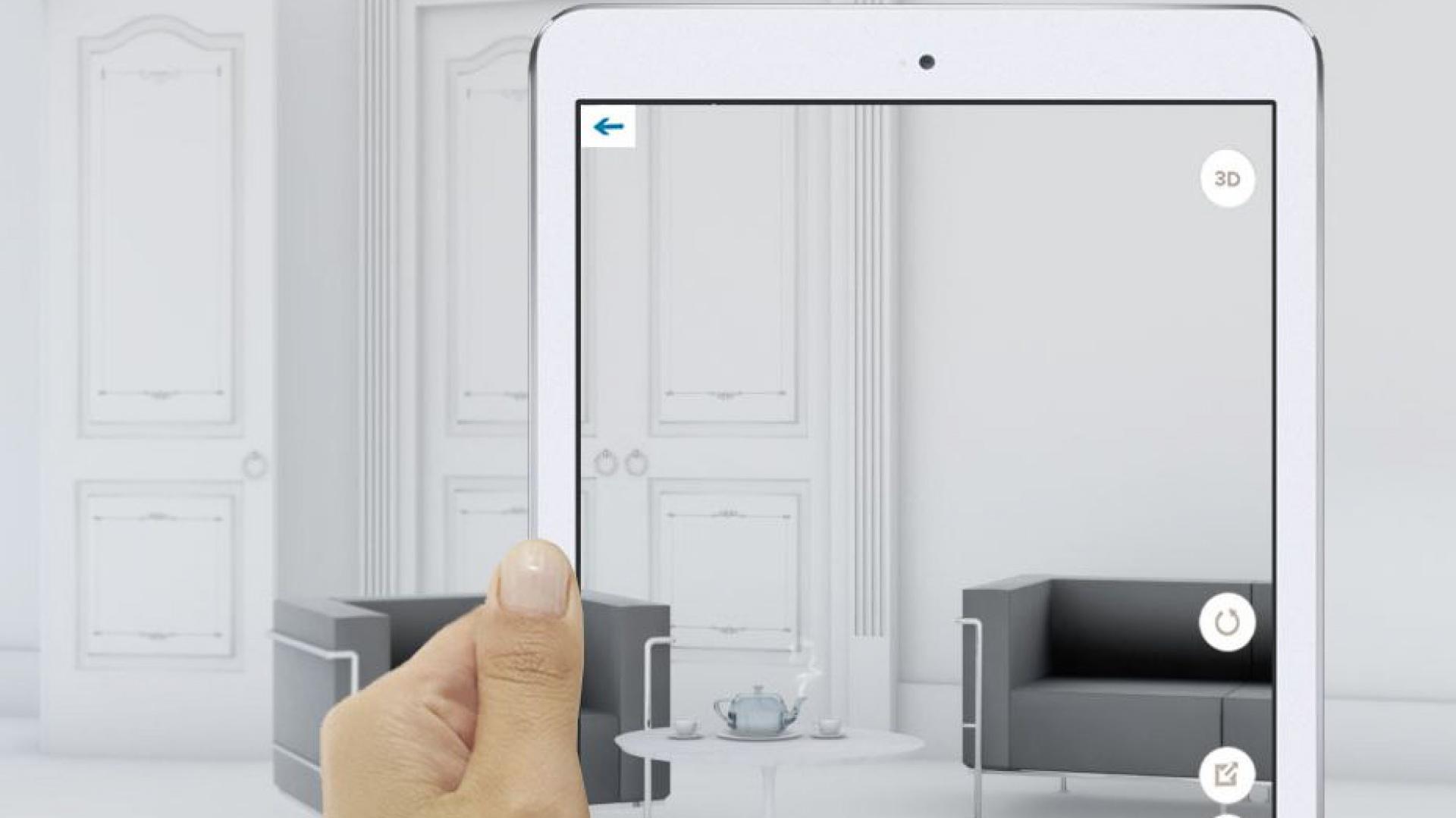 Nowa aplikacja, ułatwiająca pracę architektom i projektantom wnętrz. Fot. Agitive