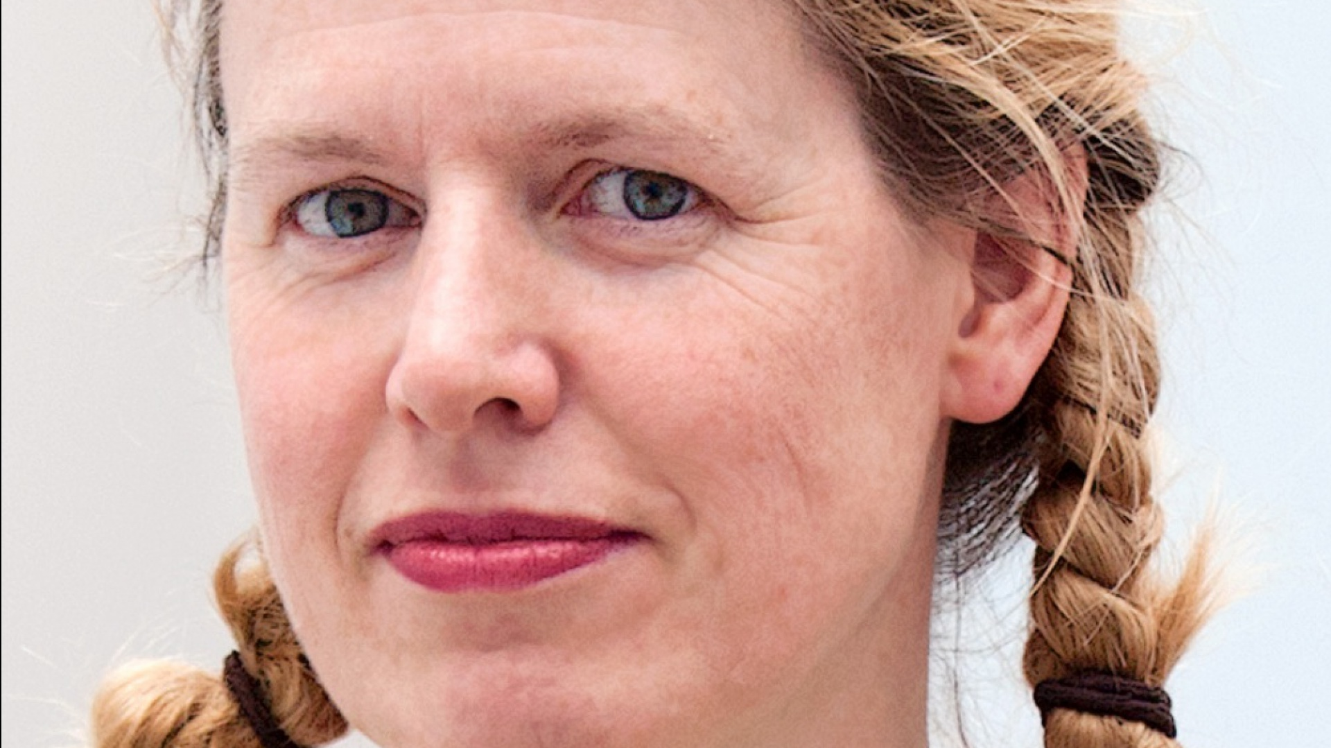 Portret Ineke Hans. Fot. Gerard van Bree