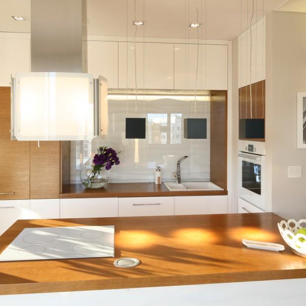 Blat w kuchni. 12 pomysłów na powierzchnię roboczą